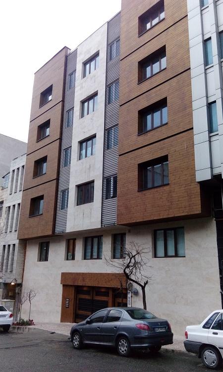 پروژه نماشویی ساختمان
