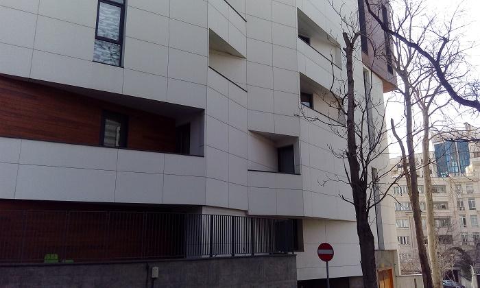 شستشوی نمای ساختمان